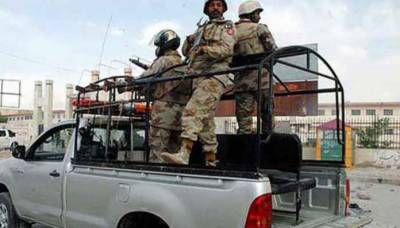 Suicide attack foiled by security forces, terrorist killed