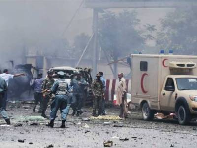 Suicide Bomber Kills 29 In Kabul Attack