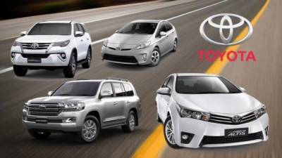 Toyota Indus Motors increases all vehicles prices drastically in Pakistan