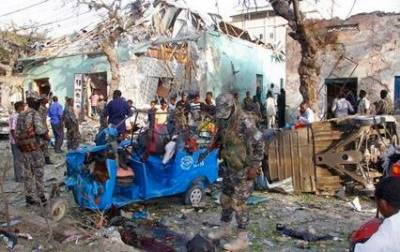 14 killed in car bomb blast in Somali capital
