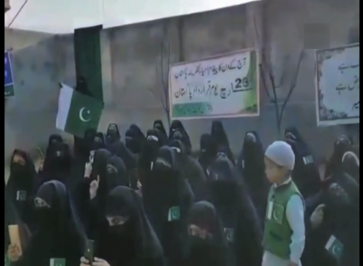 All Muslims living in sub continent are Pakistani: DeM Asiya Andrabi