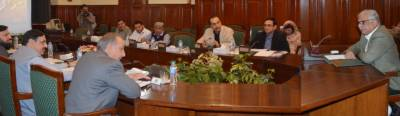 Jhagra directs to expedite work on Mohmand Marble City