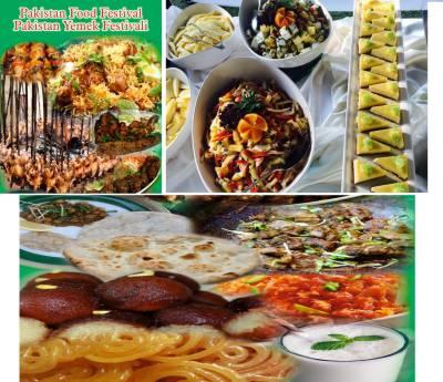 National Day Celebrations: Pak Embassy in Ankara organizes Food Festival
