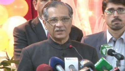 No space for judicial martial law in Constitution: CJP
