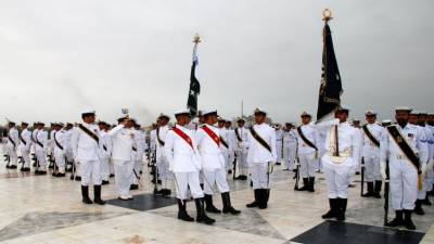 Pak Navy releases new patriotic song, special promo
