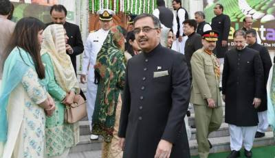 Pakistan Day celebrated with dignity in New Delhi High Commission