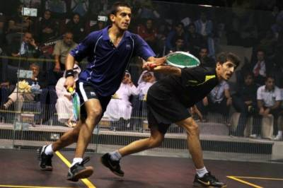 Pakistan Men & Women teams won matches in Asian Squash Championship in Korea