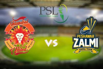 PSL Final : Peshawar Zalmi To Face Islamabad United