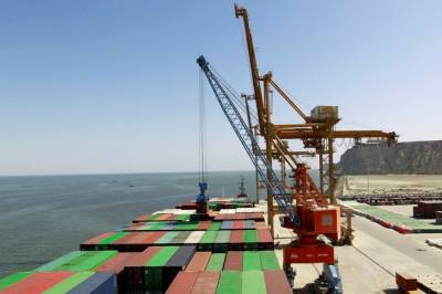 Russia to become part of CPEC, may invest in Gwadar Port: officials