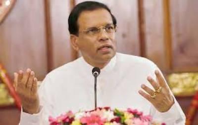 Sri Lanka endorses CPEC, says Sri Lankan President