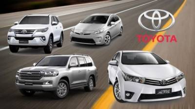 Toyota Indus Motors drastically increases Car Prices in Pakistan yet again