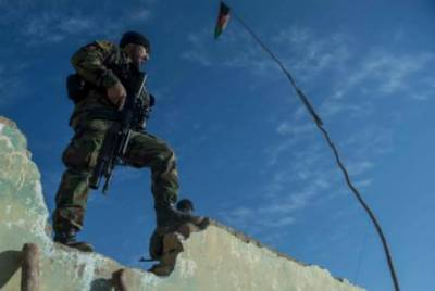 US - Afghan special forces conduct joint operations against Daesh