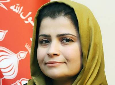 Afghan President appoints first ever female spokeswoman