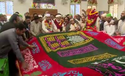 Hazrat Shah Hussain Madhu Lal Urs: Thousands of devotees throng the shrine