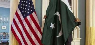 Ice melts in Pakistan US tense relations