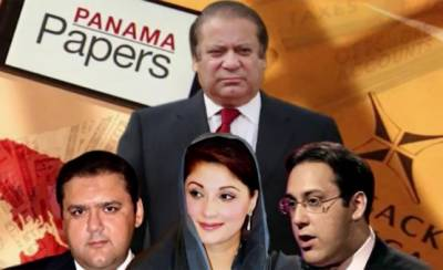 Interior Ministry sends list of personalities including Sharif family to Cabinet Committee of ECL