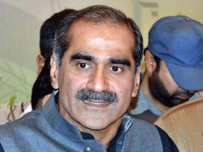 Khawaja Saad Rafique is in hot waters