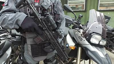 KP govt decides to prepare special motorcycle squad for combating terrorism