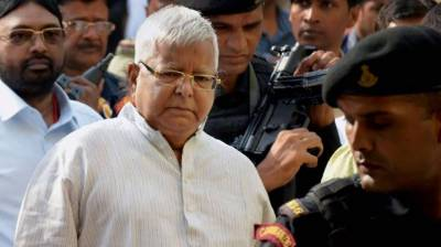 Lalu Prasad Yadav sentenced to 7 years in prison in fodder scam case
