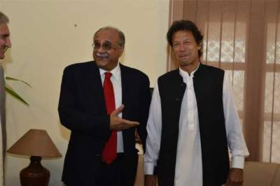 Najam Sethi has a message for Imran Khan