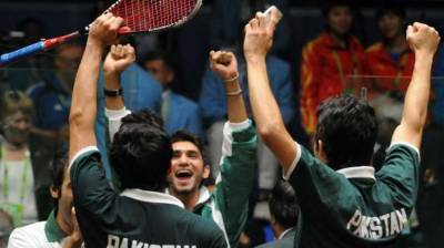 Pakistan qualified for final of Asian Team Squash championship
