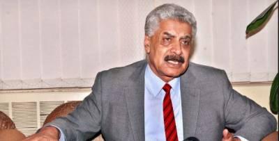 Peace restored in Balochistan: Qadir