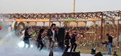 PSL Final: Closing ceremony in progress at National Stadium Karachi