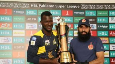 PSL Final: Islamabad United to face Peshawar Zalmi today
