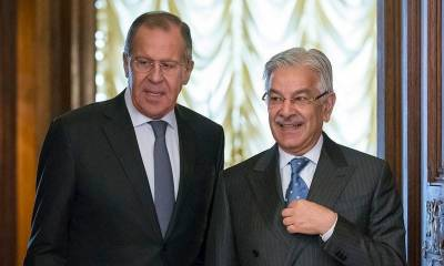 Russia leaping closer to Pakistan in all fields: FM