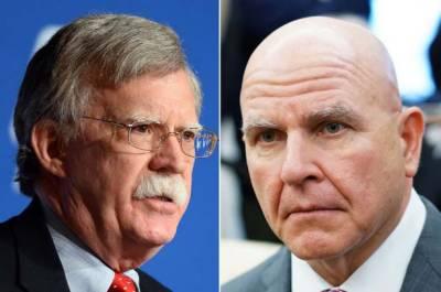 Trump replaces National Security Advisor
