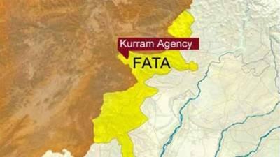 43kg hashish recovered in Kurram Agency