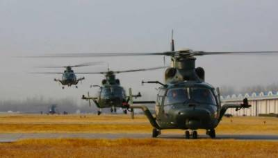 Chinese Military Helicopter entered Indian Air Space: Indian media report