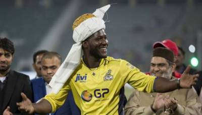 Darren Sammy's last tweet message for Zalmi fans