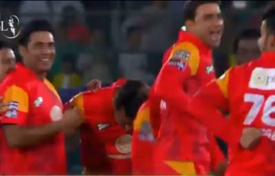 Islamabad United snatches PSL Trophy from Peshawar Zalmi