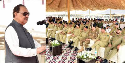 Pak armed forces ready to defend motherland: President