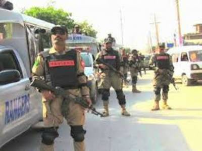 Punjab Rangers kill three terrorists, recover arms and ammunition
