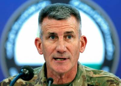 Russia denies aiding Taliban in wake of US General's comments