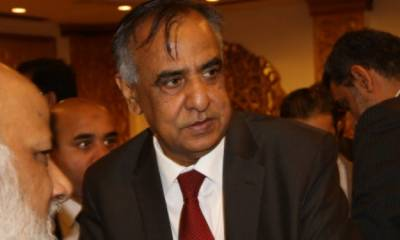 SECP Chairman Zafar Hejazi gets a blow from IHC