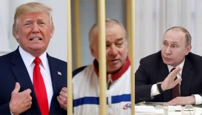 US orders expulsion of 60 Russian diplomats
