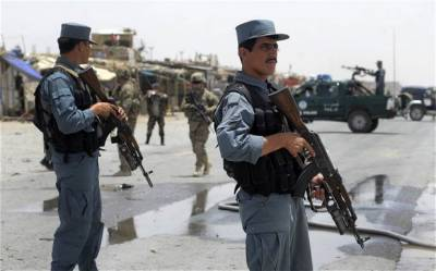 5 Afghan Policemen killed, wounded including commander by Taliban