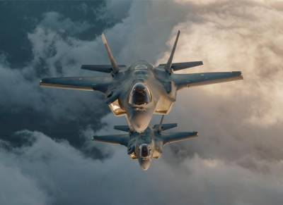In a first, US may sell fleet of F - 35 to deter China