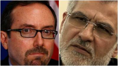 Iran hits back harshly over US envoy to Kabul remarks
