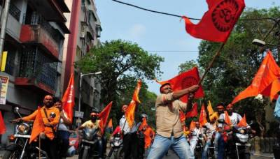 Massive Hindu - Muslim clashes erupt in Indian states, multiple casualties reported
