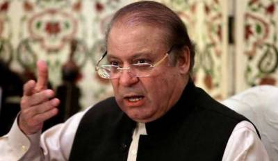 Nawaz Sharif lashes out at Umpire's finger in politics