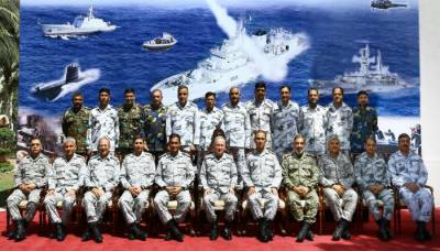 Pakistan Navy leaves a strong message for enemy