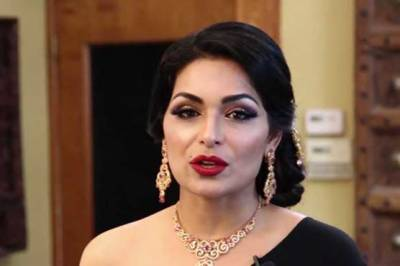 Pakistani Actress Meera in trouble, yet again