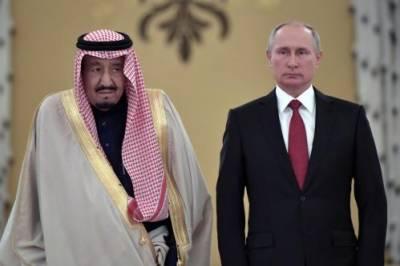 Saudi Arabia - Russia working on decades long oil alliance