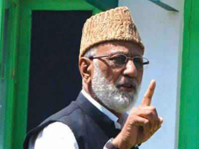 Sehrai slams India for foiling TeH elections