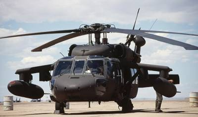 US to equip Afghan Air Force with large number of Black Hawk Helicopters