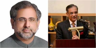 Why PM Shahid Khaqan is meeting CJP Justice Saqib Nisar?